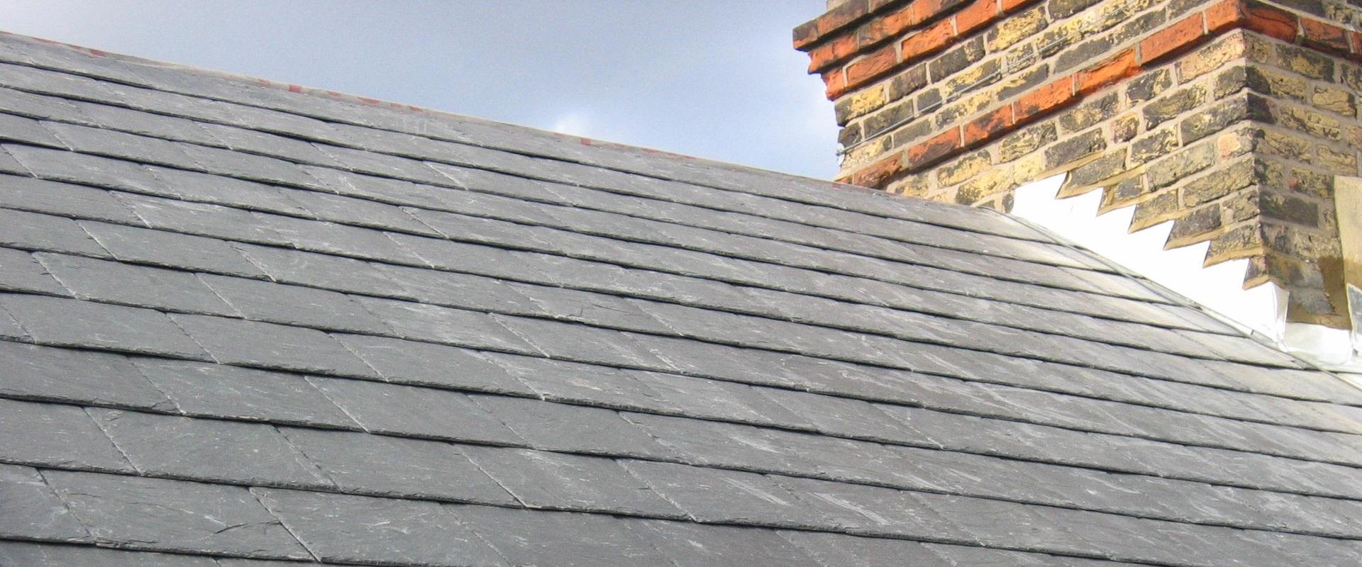 New Slate Roof Dublin